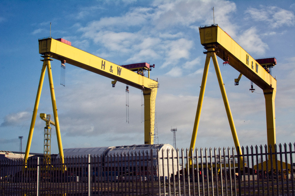 Samson and Goliath tower above all else